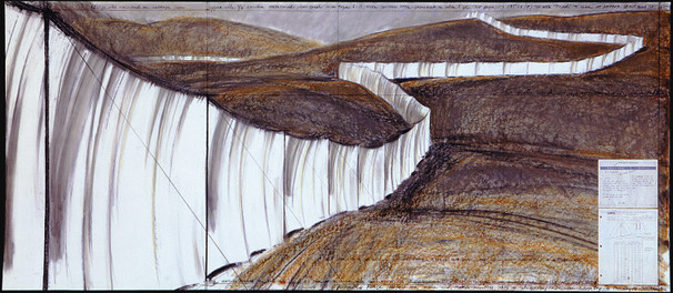 conceptual art christo and jeanne claude Christo and jeanne-claude denat were one of the most iconic artistic couples of the 20th century and pioneers of environmental art.